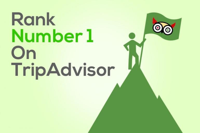 Ba mẹo cải thiện thứ hạng tripadvisor cho bạn
