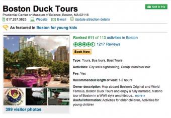 Cách tối ưu hóa hồ sơ điểm du lịch trên TripAdvisor