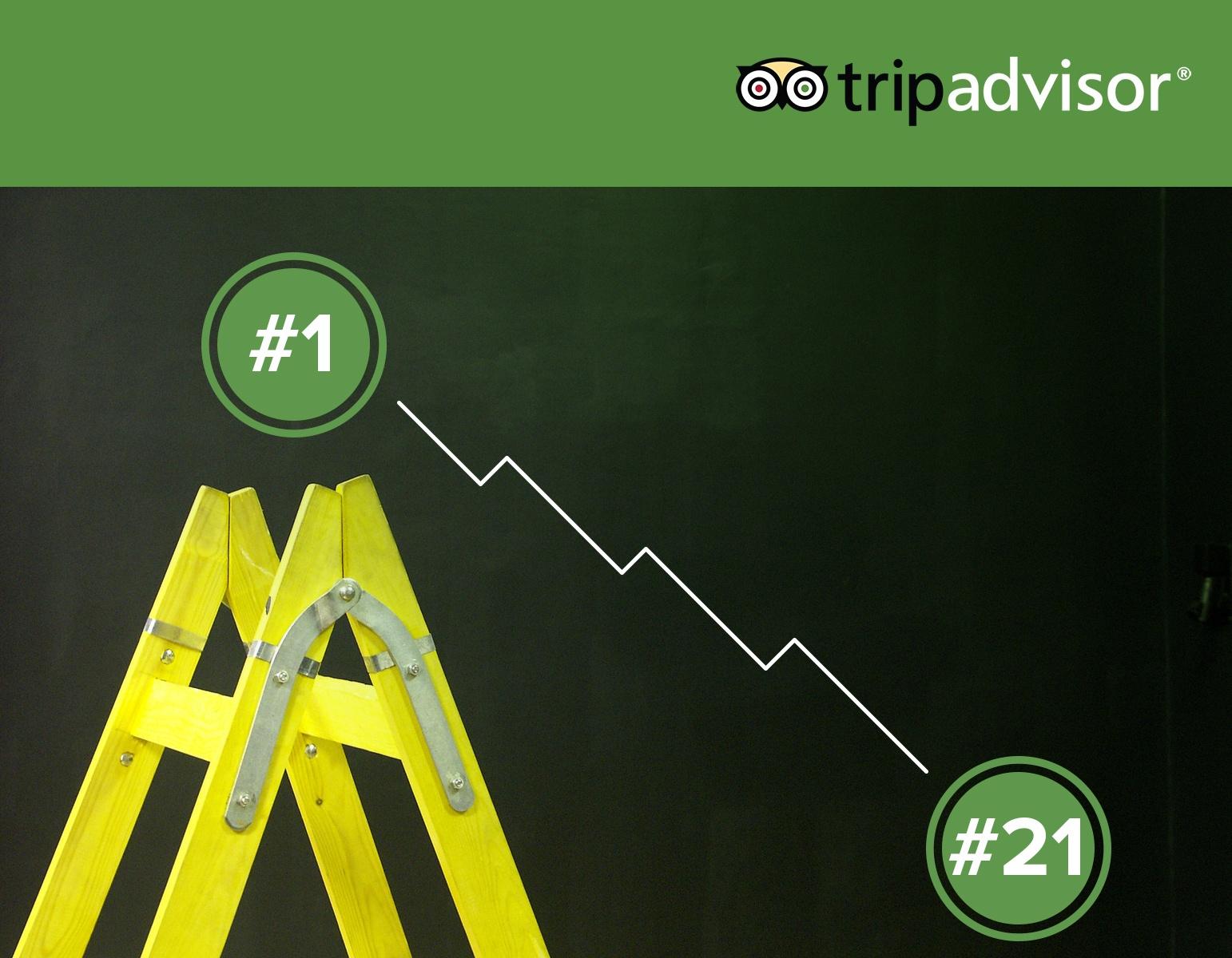 Tất cả thông tin cần biết về thuật toán Thứ hạng TripAdvisor