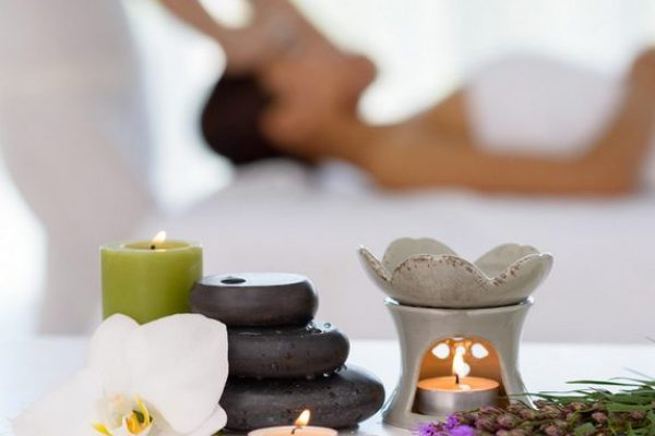 Marketing spa – massage